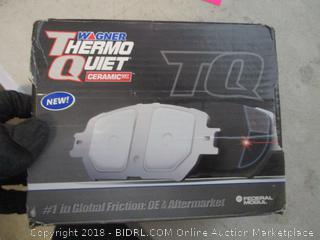 thermo quiet ceramic brake item