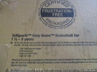 easyscore children's basketball set