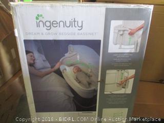 ingenuity bedside bassinet
