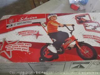 schwinn boys bicycle