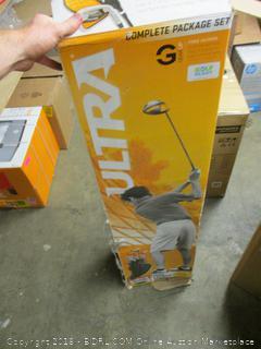 Ultra right-hand golf clubs set