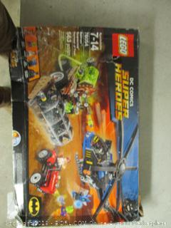 LEGO DC comics super heroes set