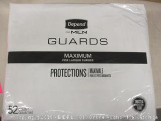Depends Guards for Men