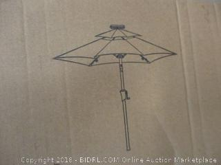 Patio Umbrella (Damaged)