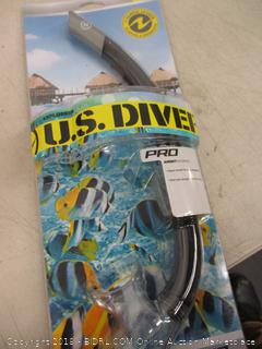 US Diver Pro Snorkel