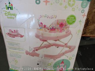 Disney Baby Princess Music N Lights Walker