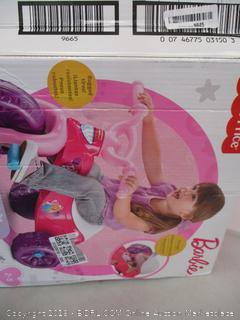 Fisher Price Tough Trike Barbie