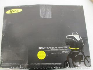 BOB Infant Car Seat Adapter Graco