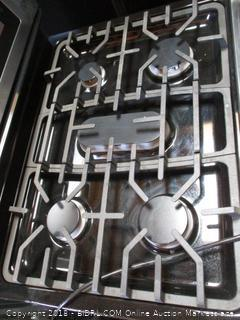 LG Gas Range / Dented See Pictures