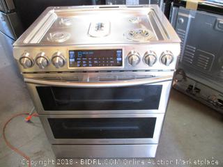 Samsung Gas Stove/ Oven  See Pictures