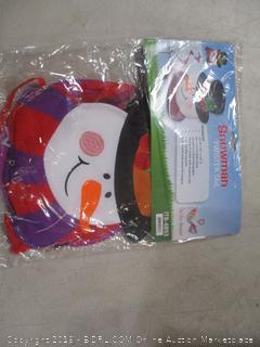 Snowman Twister Tail
