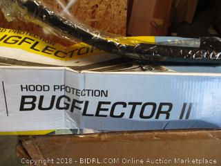 Hood protection Bugreflector