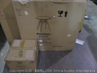 World Market Evie End Table