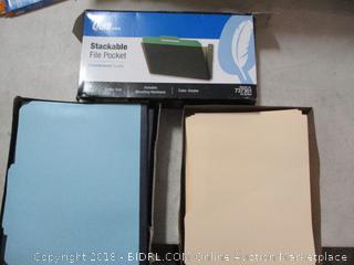 Folders & File Pockets