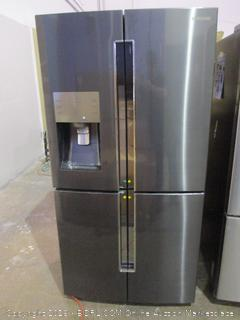 Samsung Refrigerator Powers on, Triple Cooling,  See Pictures