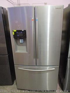 Samsung Refrigerator Powers on, Twin Cooling See Pictures