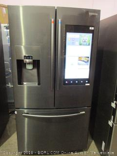 Samsung Refrigerator Powers On,Connects to WiFi, Twin Cooling, See Pictures