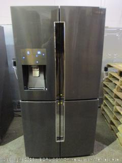 Samsung Refrigerator Powers On Triple Cooling, See Pictures