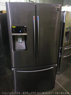 Samsung Refrigerator Powers On, Twin Cooling Plus, See Pictures