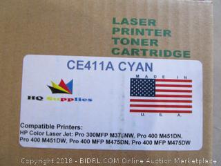 Laser Printer Toner Cartridge