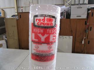 Red Crown High Test Lye