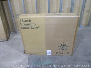 Zinus 18 inch premium Smart Base Sealed