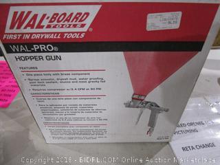 Wal-Board Hopper Gun
