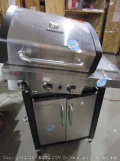 Charbroil Grill/ damaged