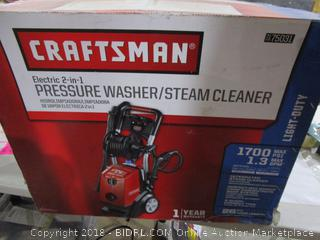 Craftsman Electric Pressure Washer/Steam Cleaner