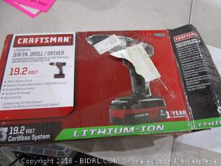 Craftsman Drill/Driver