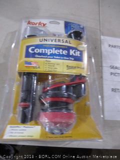 Korky Universal Complete Kit