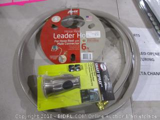 Leader Hose and Smart Spray