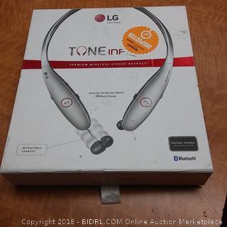 LG Wireless Stereo Headset