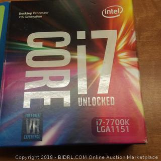 CORE i7 Unlocked