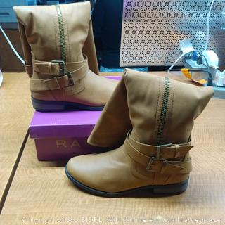 Rampage Boots  8.5