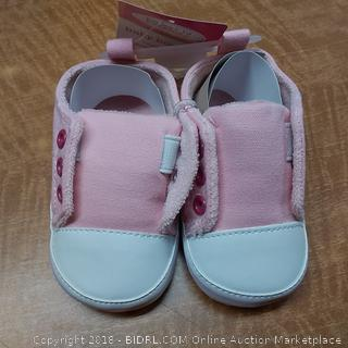 Girls Shoes MD 6-12 months