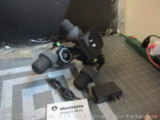 Manfrotto Geared Head