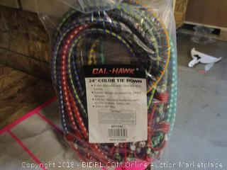 """24"""" Color Tie Down"""