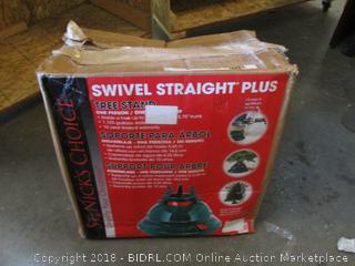 Swivel Straight Plus Tree Stand