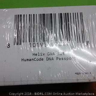 Helix DNA Kit HumanCode DNA Passport Collection Kit
