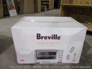 Breville Smart Oven Air with air fry & dehydrate