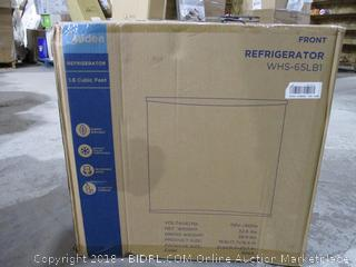 Midea Refrigerator 1.6 Cubic Feet  See Pictures