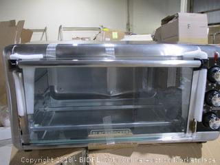 Black + Decker Toaster Oven