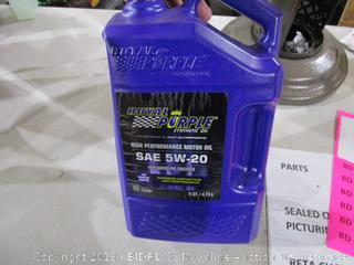 Royal Purple Synthetic Oil