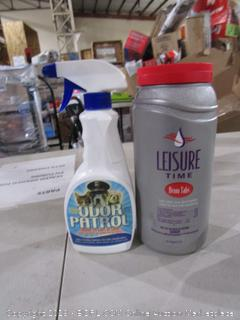 Odor Control and Leisure Time