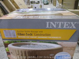 Intex Pure Spa Bubble Massage with Fiber Tech Construction See Pictures