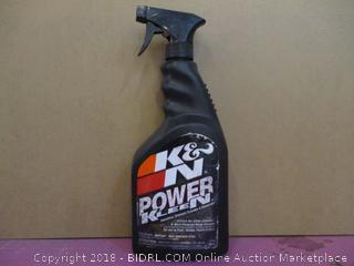 K&N Power Kleen Industrial Strength Cleaner & Degreaser