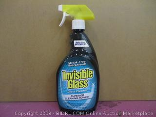 Invisible Glass Cleaner