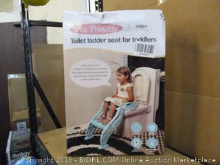 Toilet Ladder seat for Toddlers