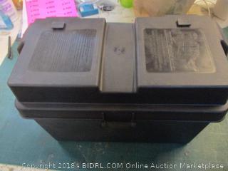 Snap Top Battery Box
